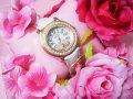 ★JILUVA Collection★キラキラ腕時計W×G
