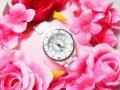 ★JILUVA Collection★キラキラ腕時計W